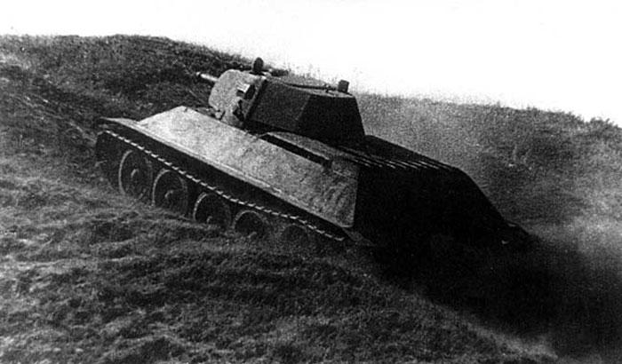 Т-34/76.  Рабочая лошадка Великой Войны.