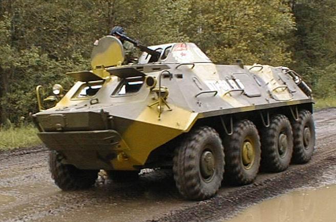 БТР - Мир танков - история танков, танки второй мировой ...