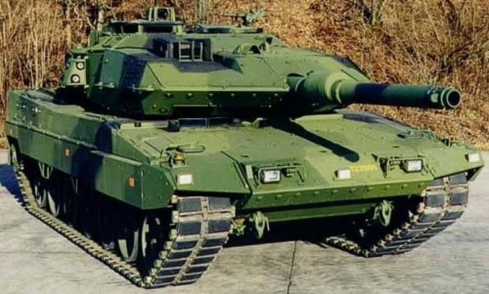 Хищник бундесвера танк леопард 2