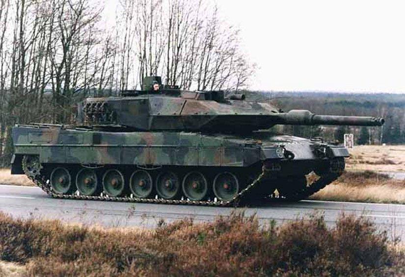 Опыт применения танков этого типа в